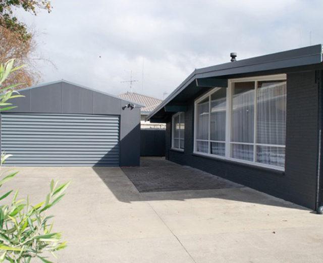Orange Corporation - Renovation Projects - exterior painting
